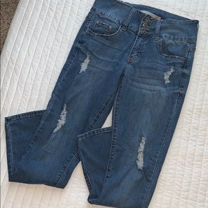 Jeans size 4